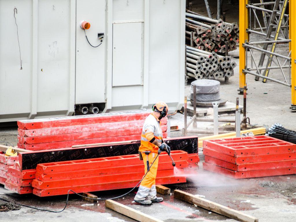 Castus-NRW Gebäudereinigung Bauendreinigung